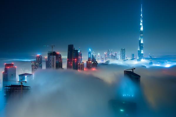 Vertical Dubai