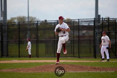 Richfield v Minneapolis Southwest Baseball - 4-14-12