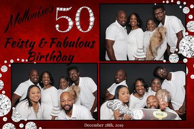 Mel's 50th Bday 12/28/19