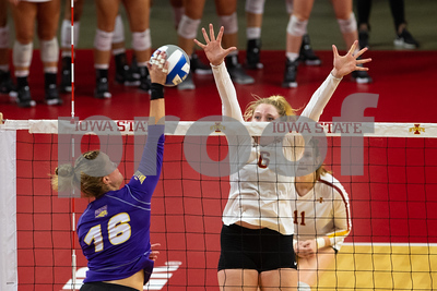 Iowa State - UNI Volleyball 9/10/2019