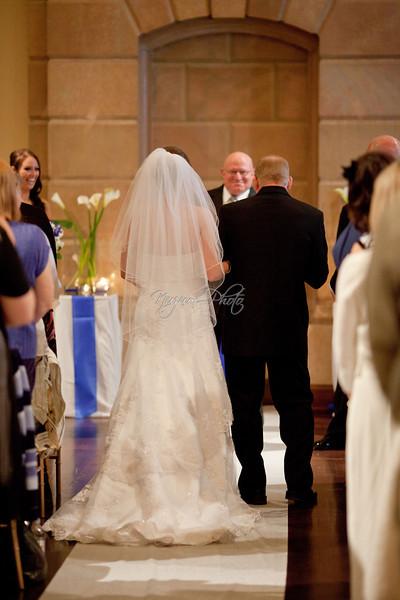 Ceremony - Michaela and Jon