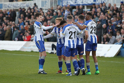 Hartlepool United vs Wrexham