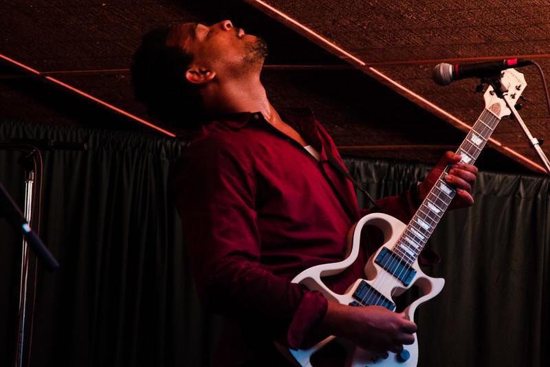 Jarekus Singleton at Red Wing Roots Festival 2016