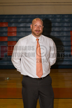 Boone Volleyball Coaches - 2014