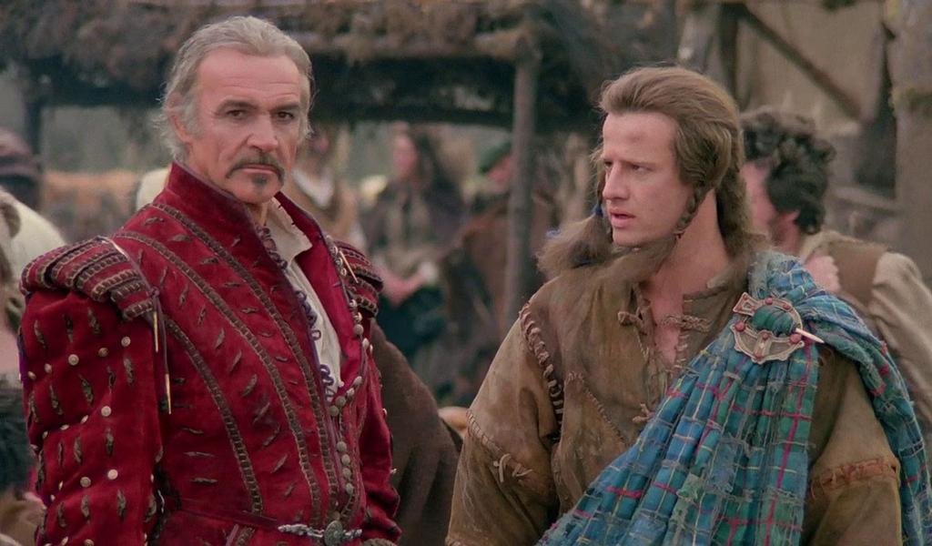Highlander (1986) - Films set in Scotland