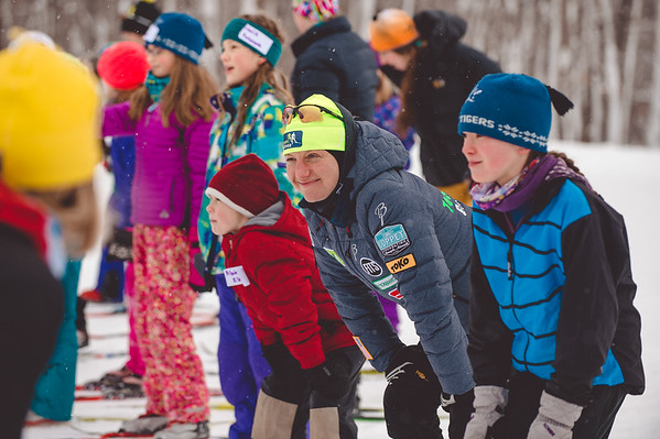 ski tigers - faster female 011115