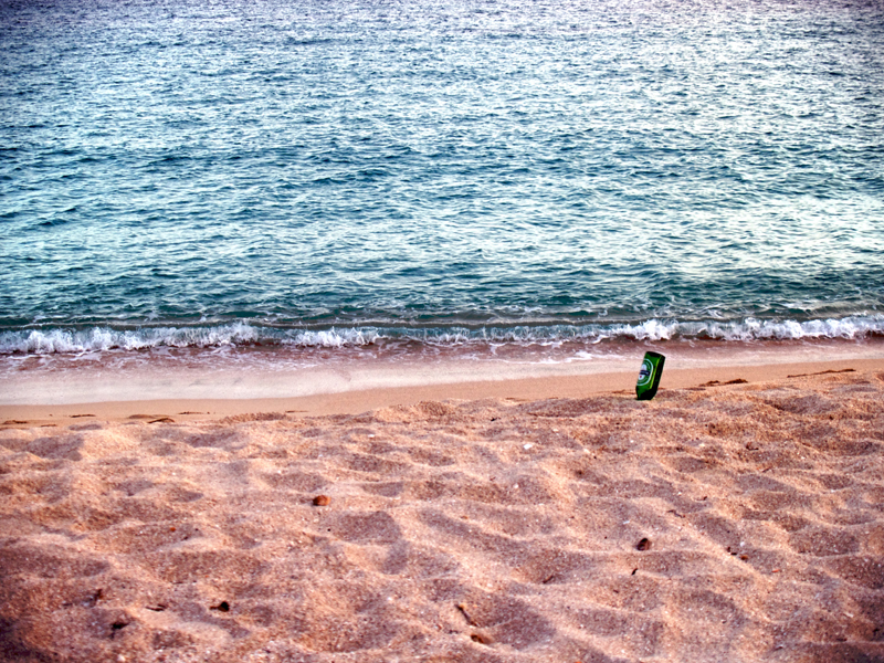 """Life's a Beach"" by Craz11"