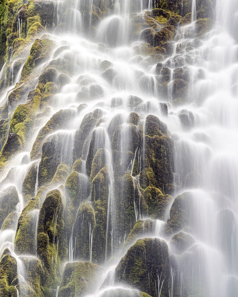 Proxy Falls Closeup
