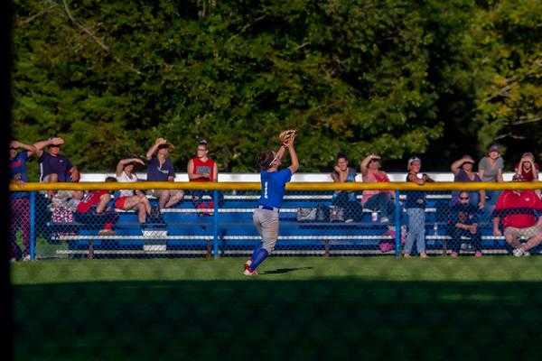 2018-09-29 Wheaton Softball