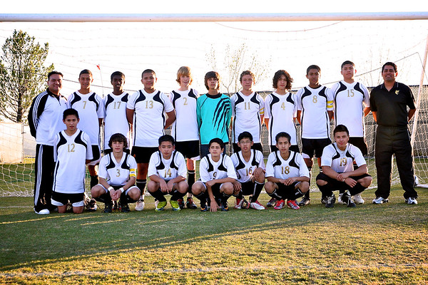 GVHS vs Saugus 01-28-2011