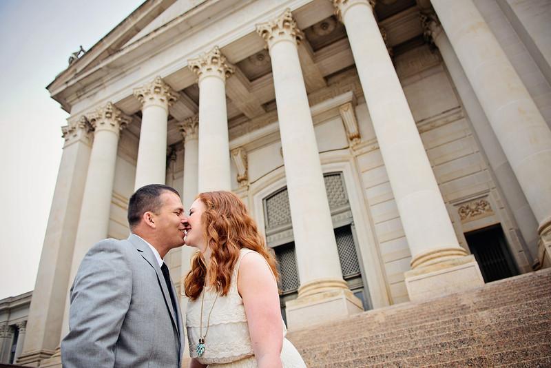 Joe & Sarah's Wedding