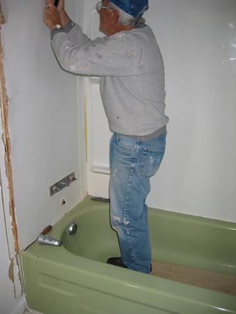 Shack Repairs 2008