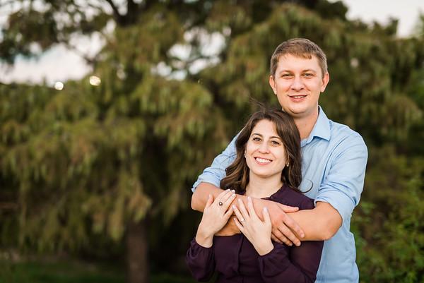 Jessica & Jason's Engagement Session