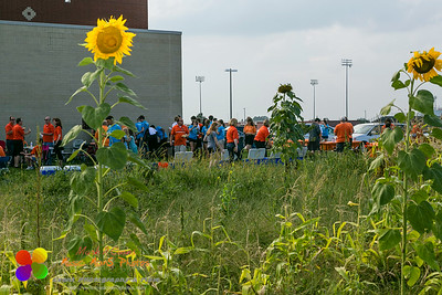 2014 Tailgate Party - August 29, 2014