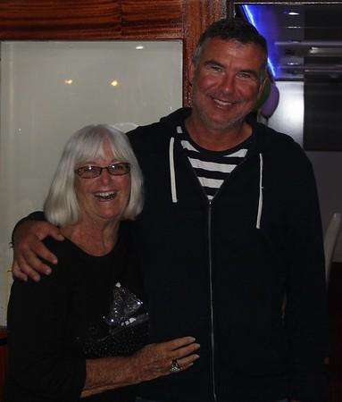 (Adriatic) Joy and Terry