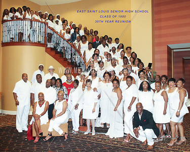 East Side Class of 1980 All White Party 7-24-2015