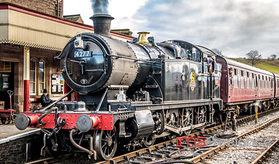 Churnet Valley Railway Winter Steam Gala (04/02/18)