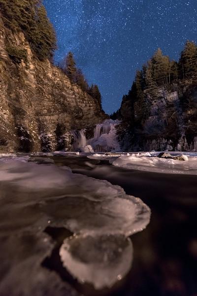 Starlight Cascades
