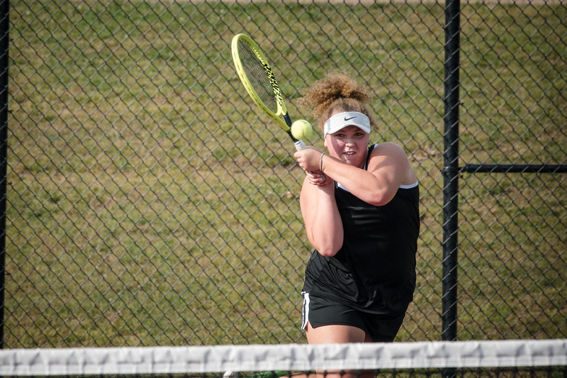 WBL GIRLS TENNIS -V- HARDING