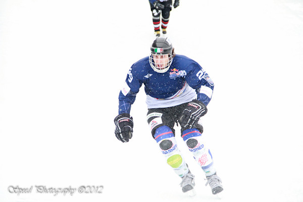Red Bull Crashed Ice 1-14-12