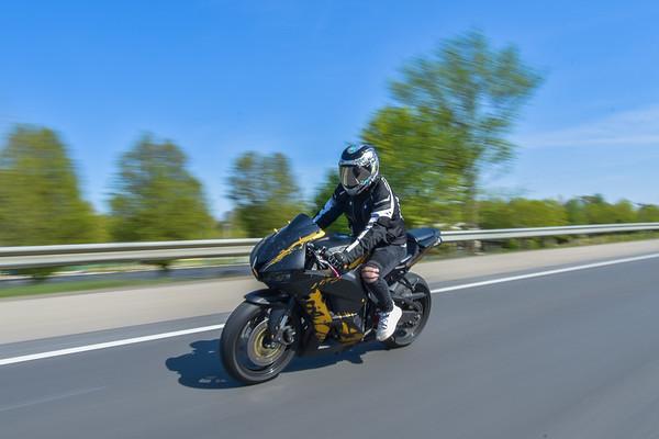 Aaron Motorcycle