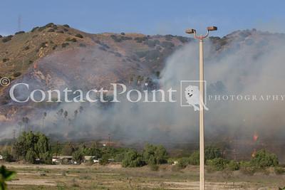 Fillmore Fire April 8, 2013