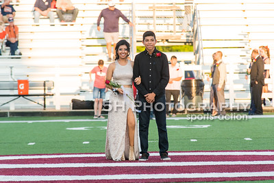 SHS Homecoming Coronation & Halftime