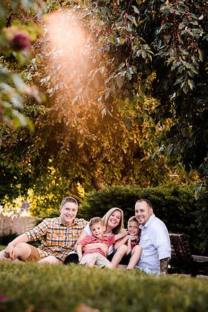 Jennifer Alexander Family
