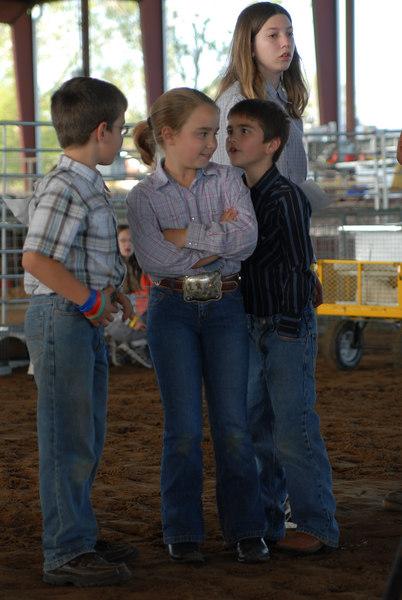 2007 La Porte Livestock Show and Rodeo Assoc (3-27-07)