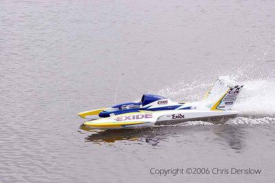 R/C Columbia Cup Testing 2006