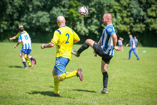 Bruche Athletic Vets v Crosfields Vets 18-07-21