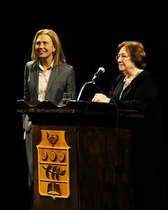 Helen Vendler: Breedlove Lecture 2011