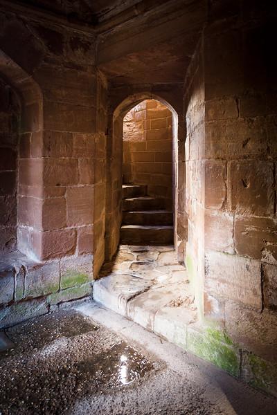 Kenilworth Stairwell