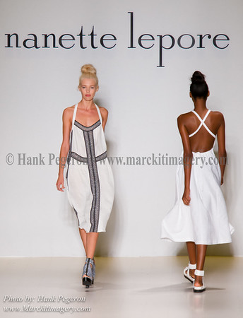 MBFW / Nanette Lepore