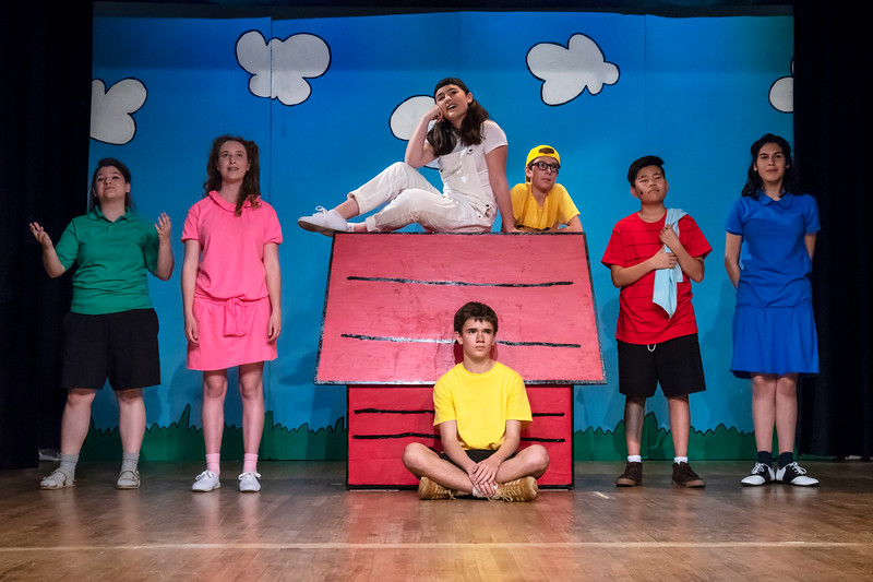 YPTMTC's Production of Snoopy the Musical
