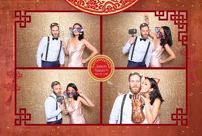 Jason & Naxin's Wedding