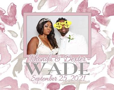 Rhonda & Dexter Wade 2021