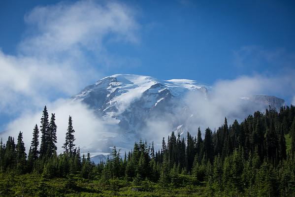 Mount Rainier, July 2016