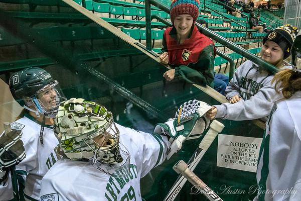 UConn vs Dartmouth Women's Hockey