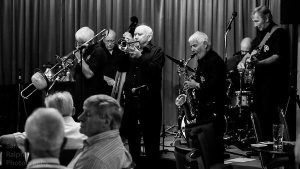 Rochdale Jazz club - Savannah Jazz Band