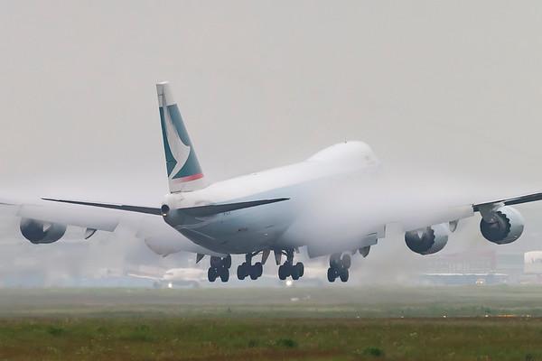 B-LJF - Boeing 747-867F