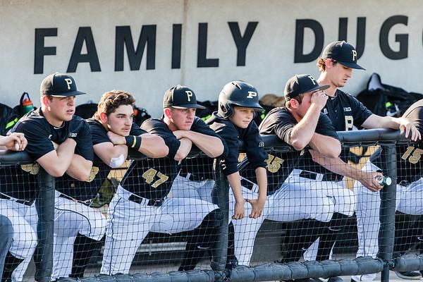 Purdue Baseball vs UMichigan Game2 2017-5-13