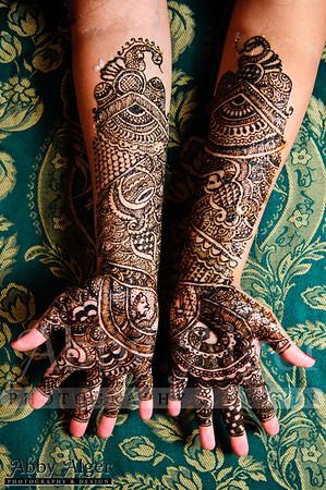 Mehndi (Henna) Ceremony