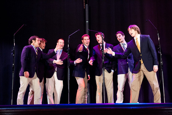 A Cappella on Ice