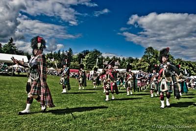 Aboyne Highland Games