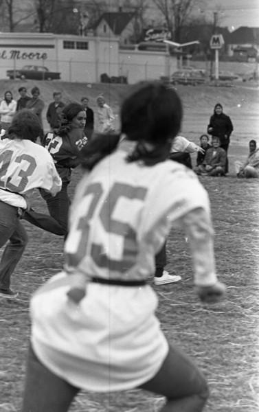 M-97 Powder Puff Football