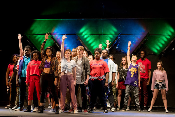2018 CHS Bring It On! - The Musical