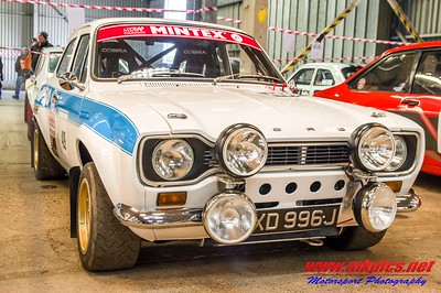 2020 Race Retro Rally Parc Ferme