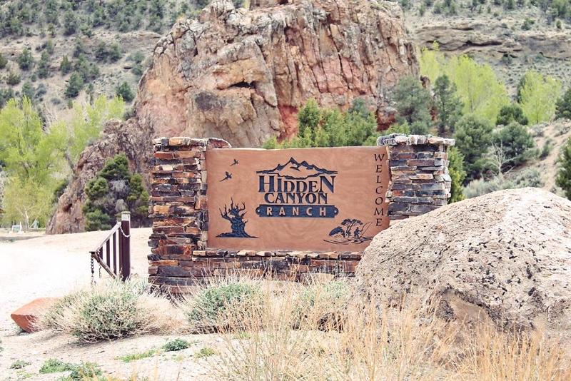 hidden canyon ranch - travel nevada