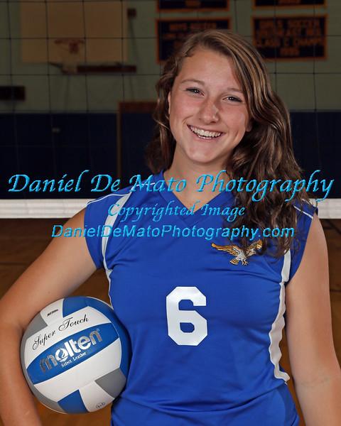 2014 Mattituck Volleyball Team Pictures
